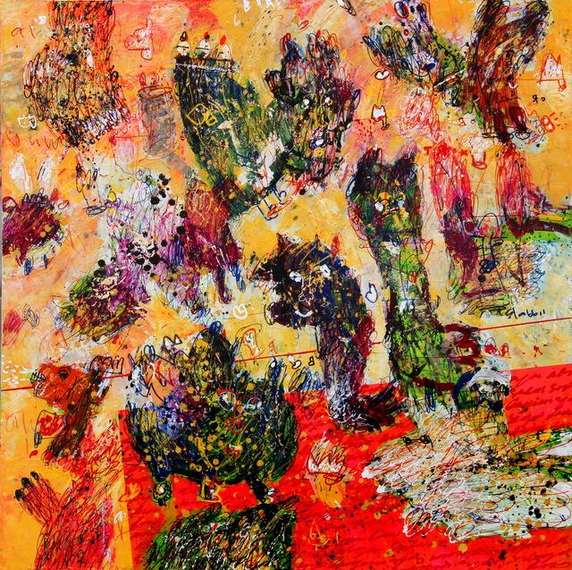 Dedy Sufriadi, 'Animal Worlds', 2014, Ode to Art
