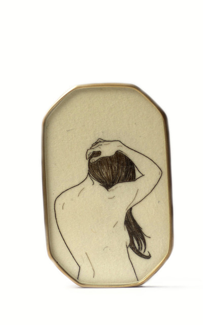 Melanie Bilenker, 'Brooch from the Pinning Series', 2013, Sienna Patti Contemporary