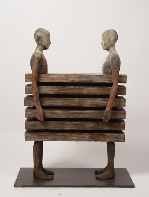 , 'Enfrentados,' 2016, Modus Art Gallery