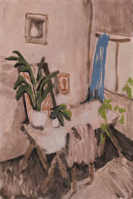 , 'Memory in Rose,' 2016, Warren Editions