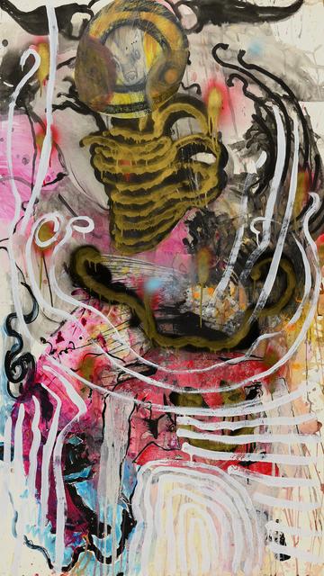 , 'The Demon Running ,' 1996, DETOUR Gallery