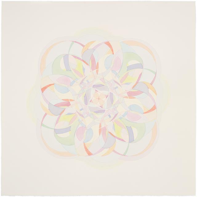 , 'Kaleidoscopic Spirograph Still #15,' 2013, ELLEPHANT