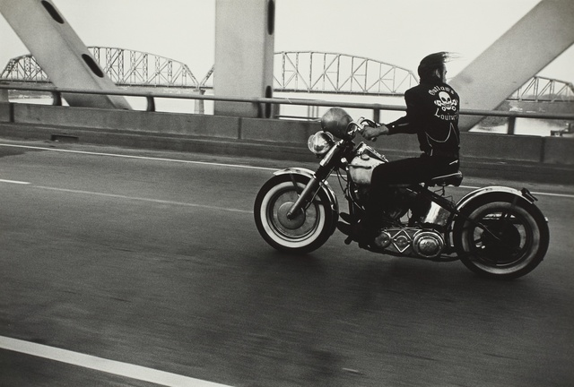 Danny Lyon, ''Crossing the Ohio River' (Louisville)', Sotheby's
