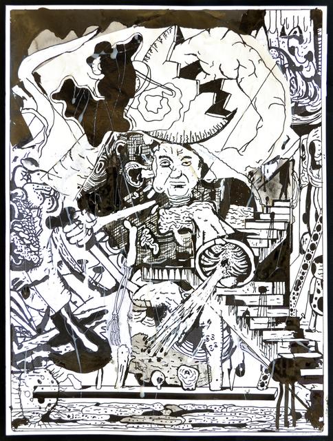 , 'Human IV,' 2016, Marie Kirkegaard Gallery