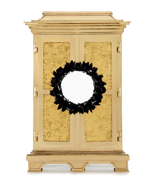 , 'Robber Baron Cabinet,' 2007, Museum of Arts and Design