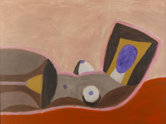 , 'Reclining Nude,' 2010, Pangolin London