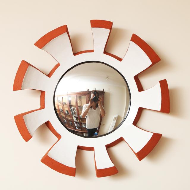 Francois Salem, 'Cosmos mirror', 2015, Twenty First Gallery