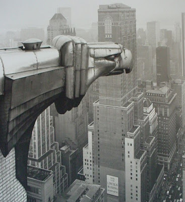 George Tice, 'From the Chrysler Building, NY', 1978, Susan Spiritus Gallery