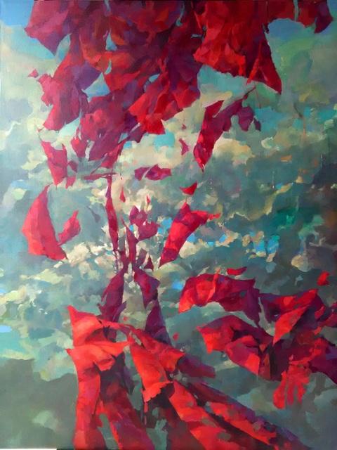 , 'Transcend,' , Winn Slavin Fine Art