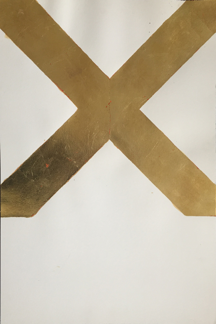 , 'X Series (Gold),' 1993, Instituto de Visión