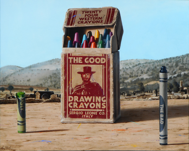 , 'The Good Drawing Crayons,' 2016, Modern West Fine Art