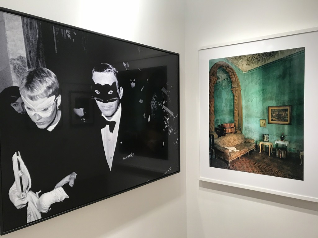 Holden Luntz Gallery, Palm Beach Modern + Contemporary 2019 Harry Benson & Michael Eastman