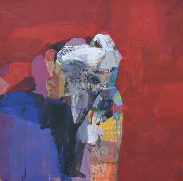 Rashid Diab, 'Untitled ', 2016, al markhiya gallery