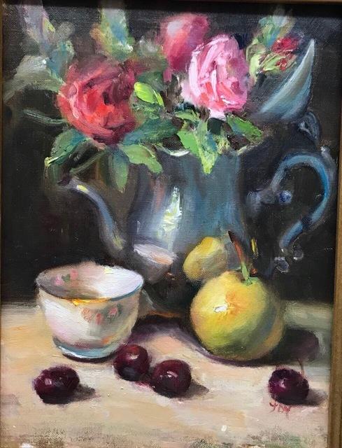 , 'Floral,' , Cosmopolitan Fine Arts