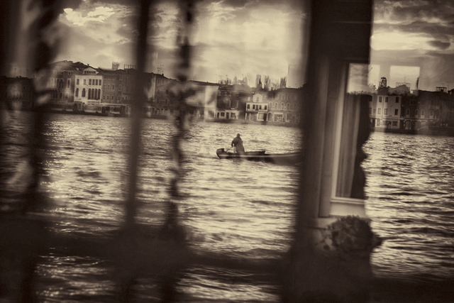 , 'Sunday Morning on the Grand Canal,' , Fabrik Projects Gallery