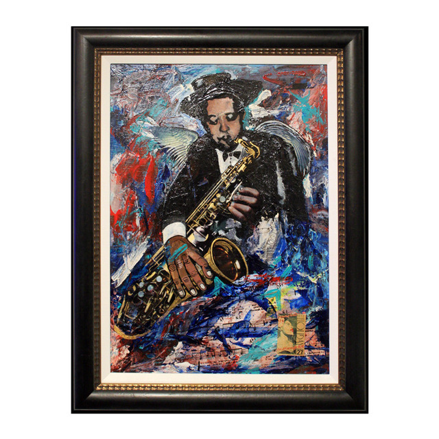 , 'Jazz,' 2015, Gallery 38