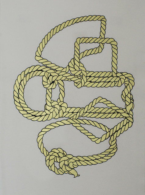 , 'Rope IV,' 2017, Sienna Patti Contemporary