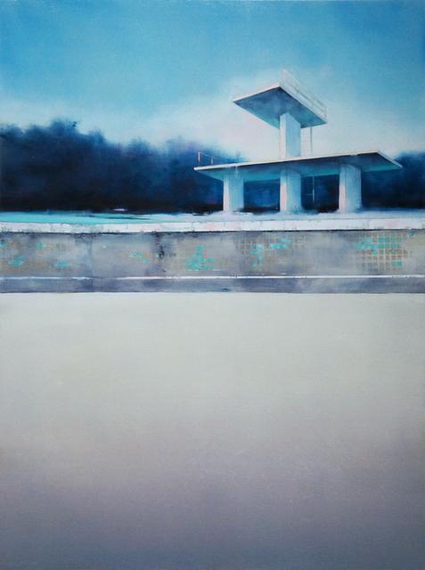 , 'Spring Snow,' 2017, Abode