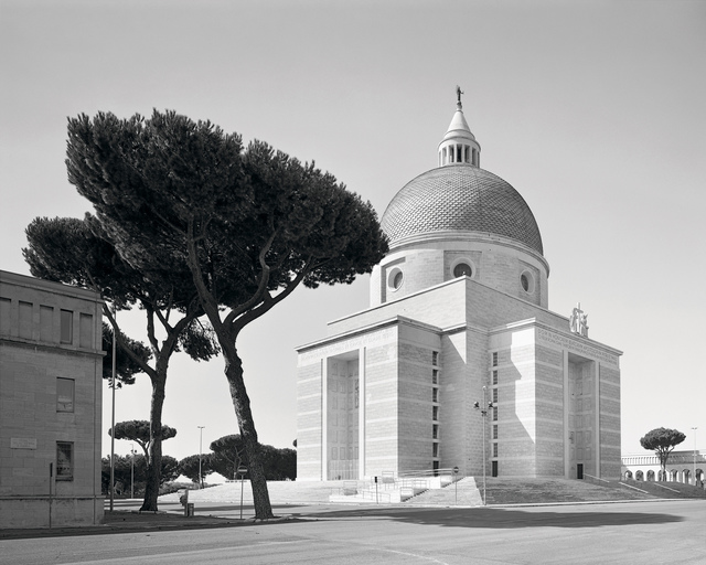 , 'EUR (Viale dei Santi Pietro e Paolo),' 2014, Galerie Jordanow