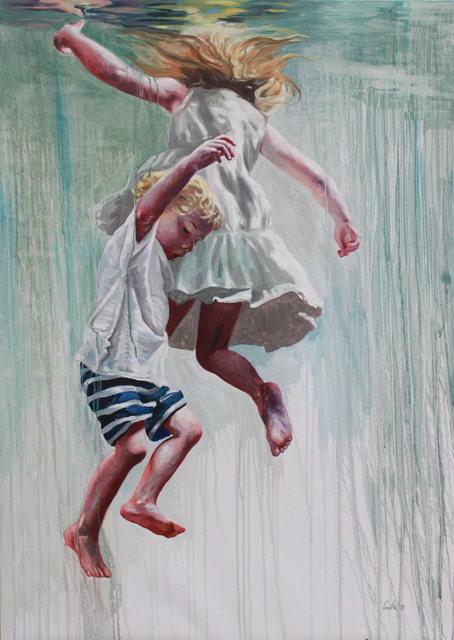 Cveta Markova, 'Underwater III', 2018, Galerie Barbara von Stechow