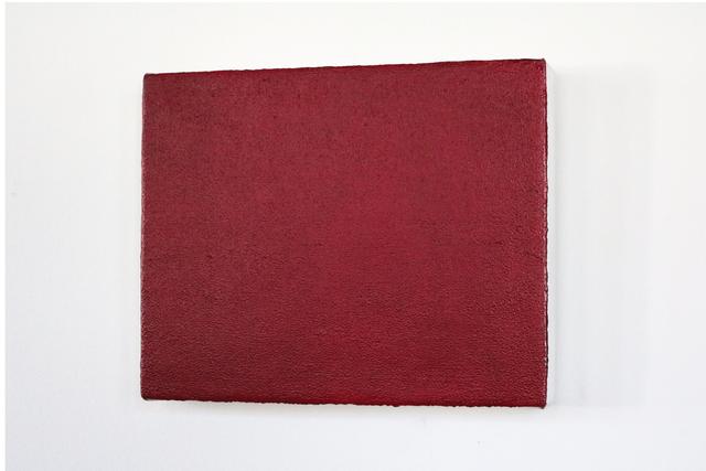 , 'Gina's Painting,' 2014-2018, Asphodel