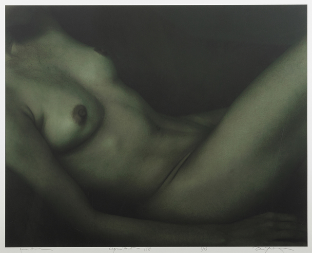 Annie Leibovitz, 'June Omura, Clifton Point', 1999, Print, Iris print (framed), Rago/Wright