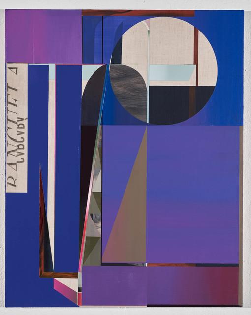 , 'Otakē Banguelo,' 2017, Morgan Lehman Gallery