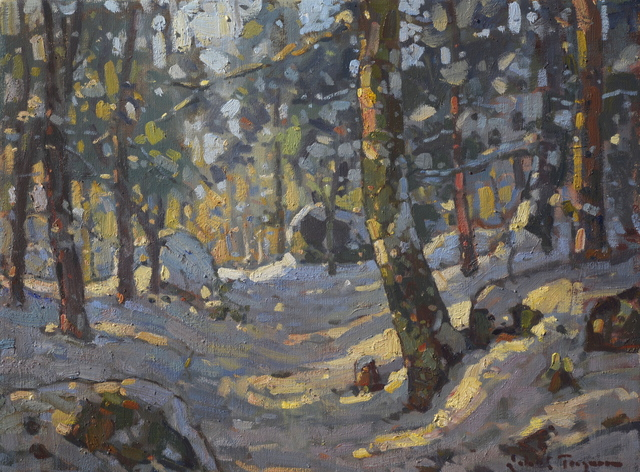 , 'Path Less Taken,' , J. Cacciola Gallery