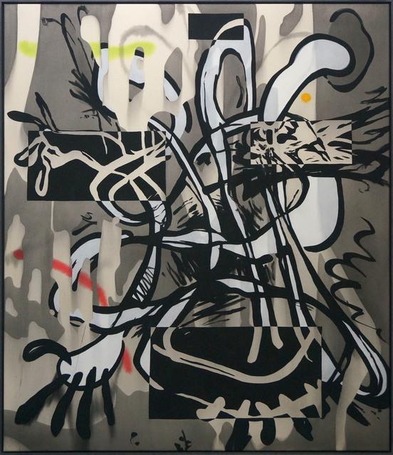 , 'Komposition (Tag),' 2015, NINO MIER GALLERY
