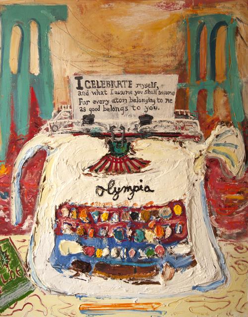 , 'I Celebrate Myself,' 2017, FRED.GIAMPIETRO Gallery