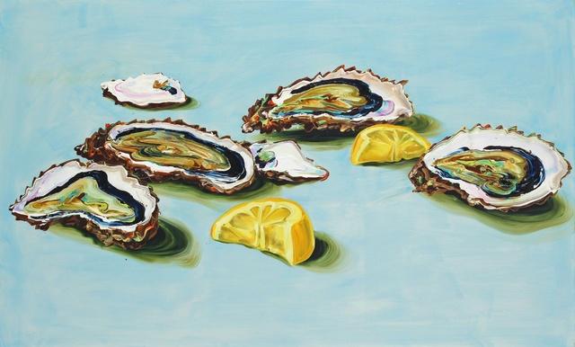 , 'Oysters,' 2002, Hosfelt Gallery