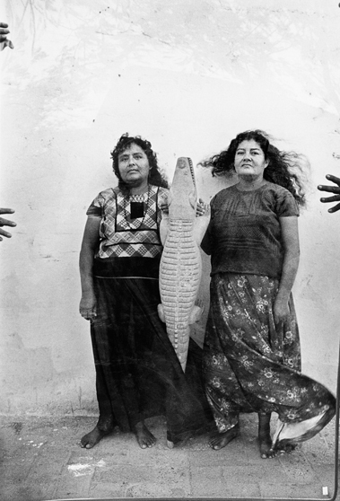 , 'Lagarto (Alligator), Juchitan, Oaxaca,' 1986, Etherton Gallery