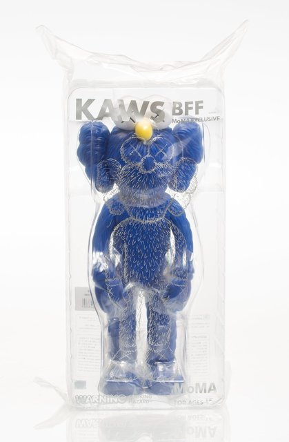KAWS, 'BFF Companion (MoMa)', 2017, Sculpture, Painted cast vinyl, Heritage Auctions