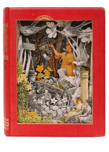 , 'The Girl's Own Annual, 1897,' 2015, Victor Lope Arte Contemporaneo