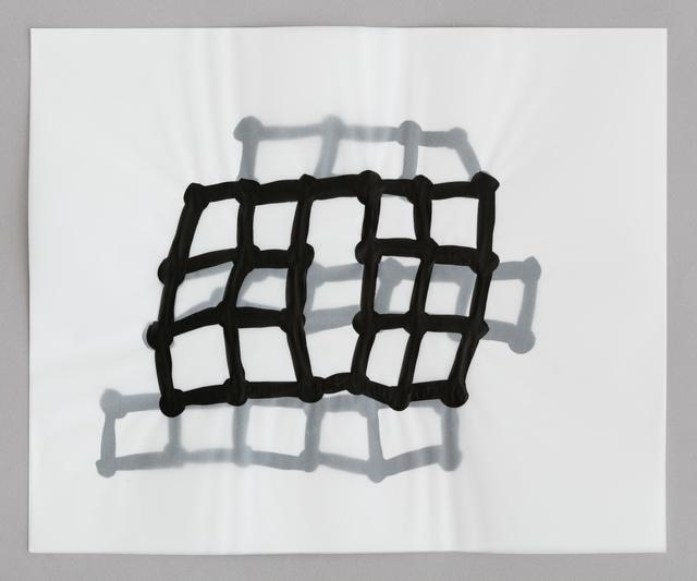, 'Intersection,' 2017, Anne Mosseri-Marlio Galerie