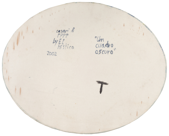 , 'Un cuadro, firmado y titulado por EM,' 2002, Galeria Pilar