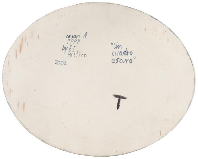 Alberto Casari, 'Un cuadro, firmado y titulado por EM', 2002, Galeria Pilar