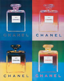 After Andy Warhol, 'Chanel #5 Suite,' 1997, Julien's Auctions: Street Art Now November 2016
