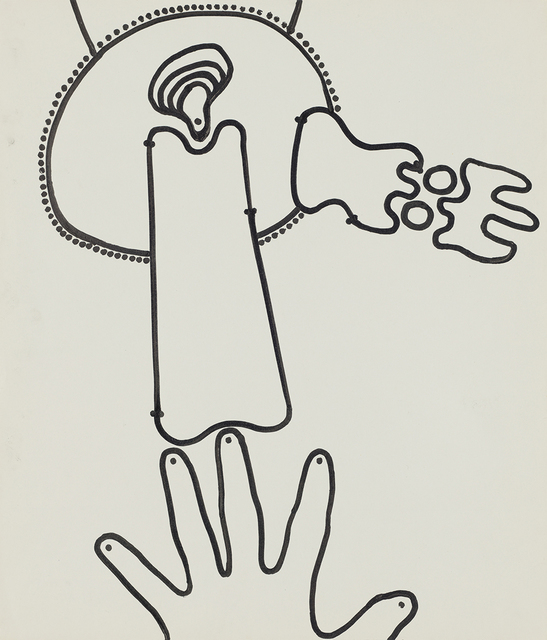 , 'Untitled (Still-life with hand),' ca. 1964, KÖNIG GALERIE