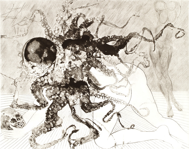 , 'Mythology Medusa,' 1963-1965, ACA Galleries