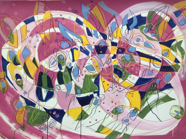 , 'Pink Love,' 2012, galerie nichido / nca | nichido contemporary art