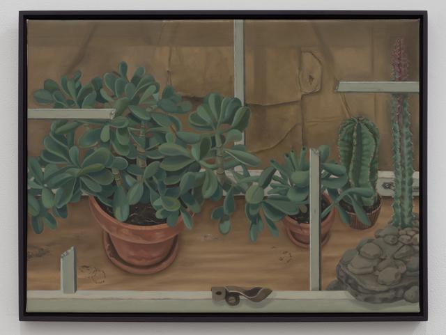 Michael Cline, 'Window Sill', 2019, James Fuentes