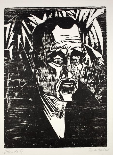 , 'Ein Matrose,' 1917, Henze & Ketterer