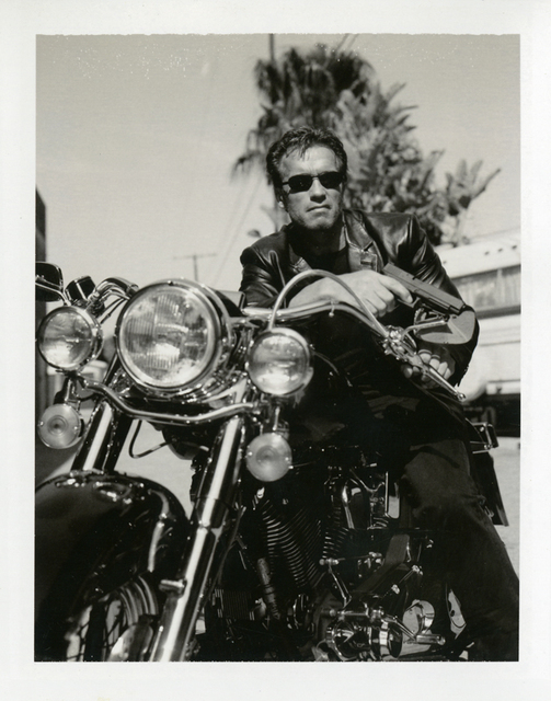 , 'Arnold Schwarzenegger LA CA,' , Joyce Varvatos