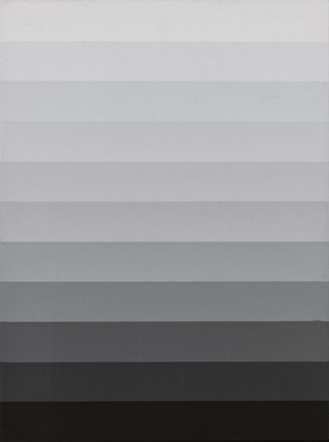 , 'Black, White 10,' 1974, Louis Stern Fine Arts