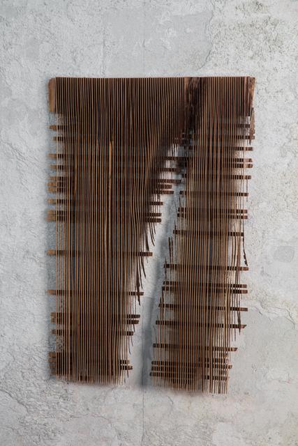 , 'free cut,' 2016, Galerie Frey