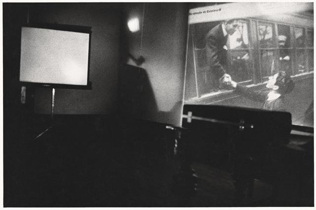 Paulo Nozolino, 'Projection, Coimbra ', 1981, Galerie Les filles du calvaire