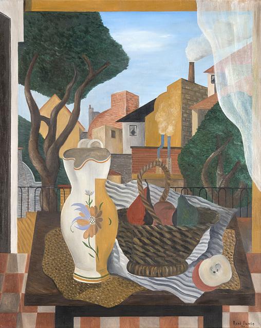 Renato Paresce, 'Natura morta', 1926, Il Ponte