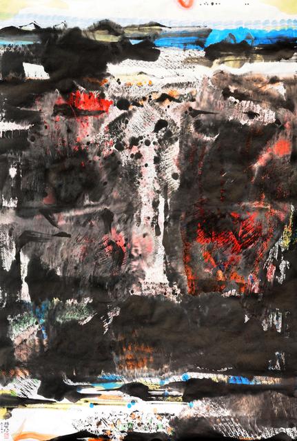 , '大地; Great Earth,' 2013, Linda Gallery