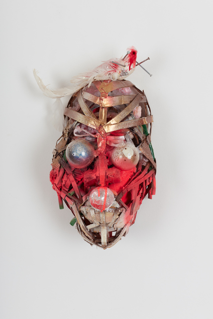 , 'Small Solider War Mask : War General,' 2018, Jack Bell Gallery